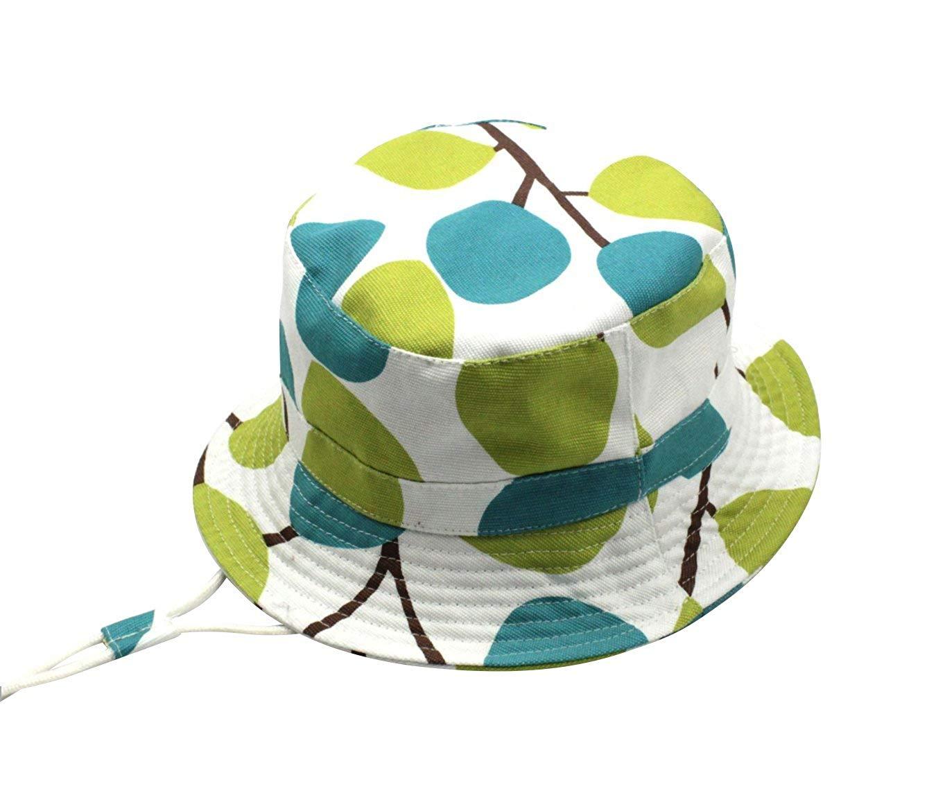 dbdf1d28248e2 Get Quotations · Home Prefer Baby Toddler Kids UPF 50+ Sun Protection Hat  Safari Bucket Sun Hat