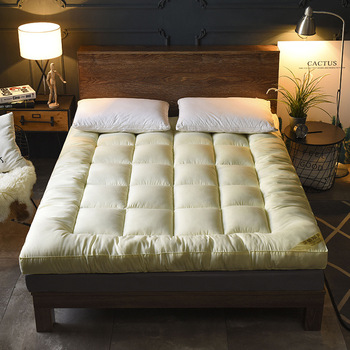 Cheap Price Hotel Double Bed Diamond Quilting Mattress Topper Buy
