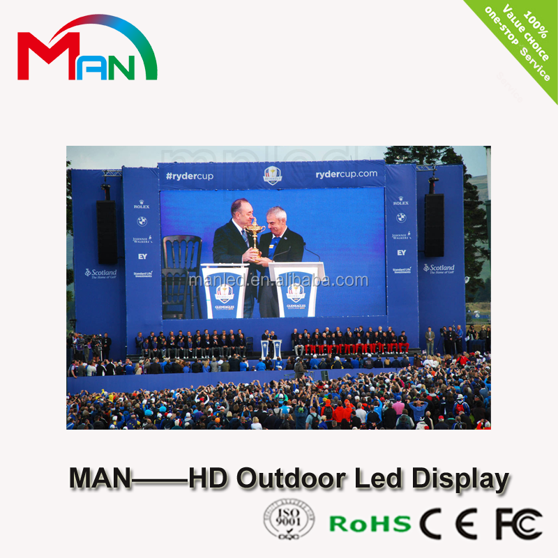 Vietnam digital signage led display/hot sale led video wall/fairly used flat screen led