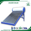 low cost solar thermal water heater of 12 tubes
