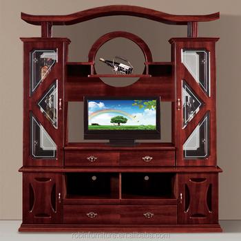 China Supplier 856 Led Wall Tv Cabinet Design