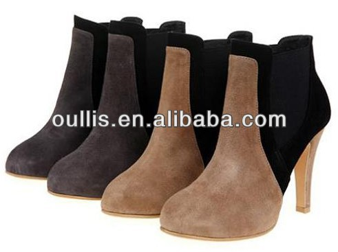 winter warm boots lady fashion shoes party supplier shoes PZ2723