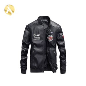 OEM New Arrival Price In Pakistan Sale Leather Jacket Men