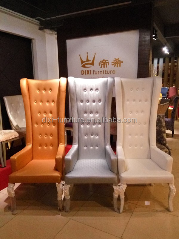 Wedding Throne Chairs King Queen/elegant King And Queen Throne Chairs