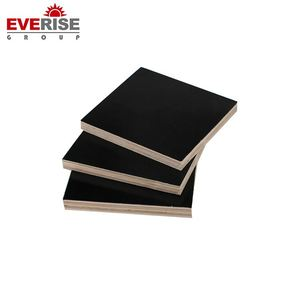 China Hot Sale Black Plastic 18mm Thick Film Faced Plywood
