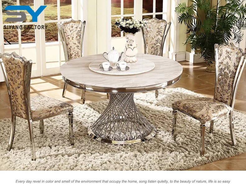 leather sofa set furniture philippines stainless steel dining table with glass ct007