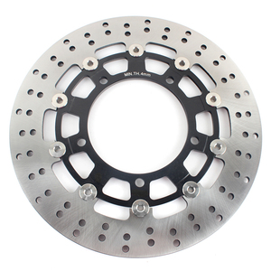 MOTORCYCLE FRONT ROUND BRAKE DISC FOR GSXR HAYABUSA