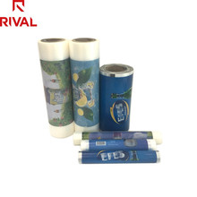 Transparent Palette PE Stretch Film Schrumpfen Wrapping Rolle kunststoff stretch film jumbo rolle