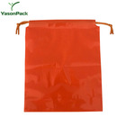 Promotional Nylon Waterproof Plastic Custom Wholesale Cotton Draw String Bag