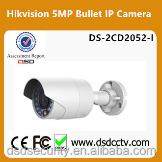 Ds-2cd2052-i Hikvision 5mp Ir Bullet Network Camera