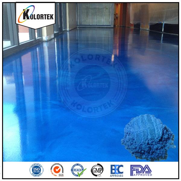 Factory Price Floor Epoxy Metal Pigment,Metallic Resin