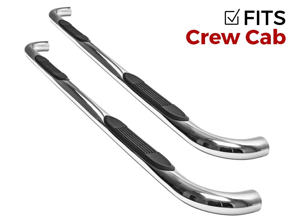 Razer Auto Chrome Fuel Gas Door Cover for 04-12 Chevy Colorado Crew Cab//04-12 GMC Canyon Crew Cab
