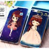 alibaba express iml blue ray diamond tpu soft phone case cover for iphone 5 5s