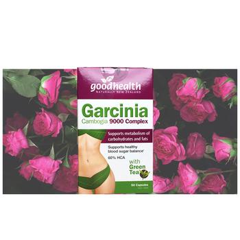 garcinia cambogia 9000 plus with green tea