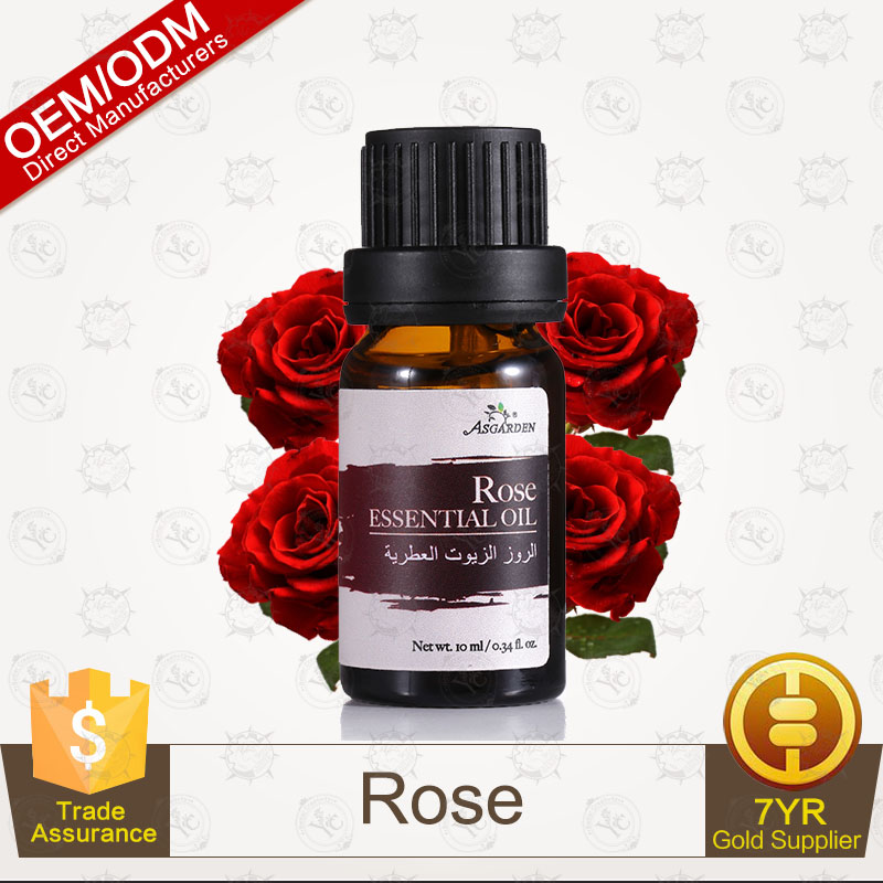 100% Pure Plants Extracts Rose Essential Oil OEM/ODM Professional Supplier