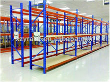 Austrial light medium heavy duty modular metal shelving