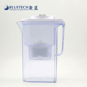 Mini water filter pitcher with activated carbon,water for jug/pitcher
