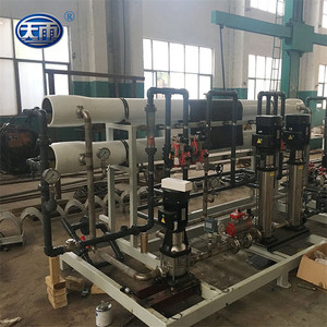industrial reverse osmosis water filter system machine / plant