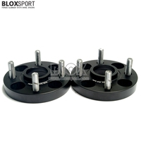 High-Tec Forged Aluminum Stud and Nuts Wheel Spacer 4/156 to 4/110