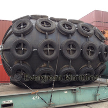 60% imported rubber fender pneumatic marine fenders