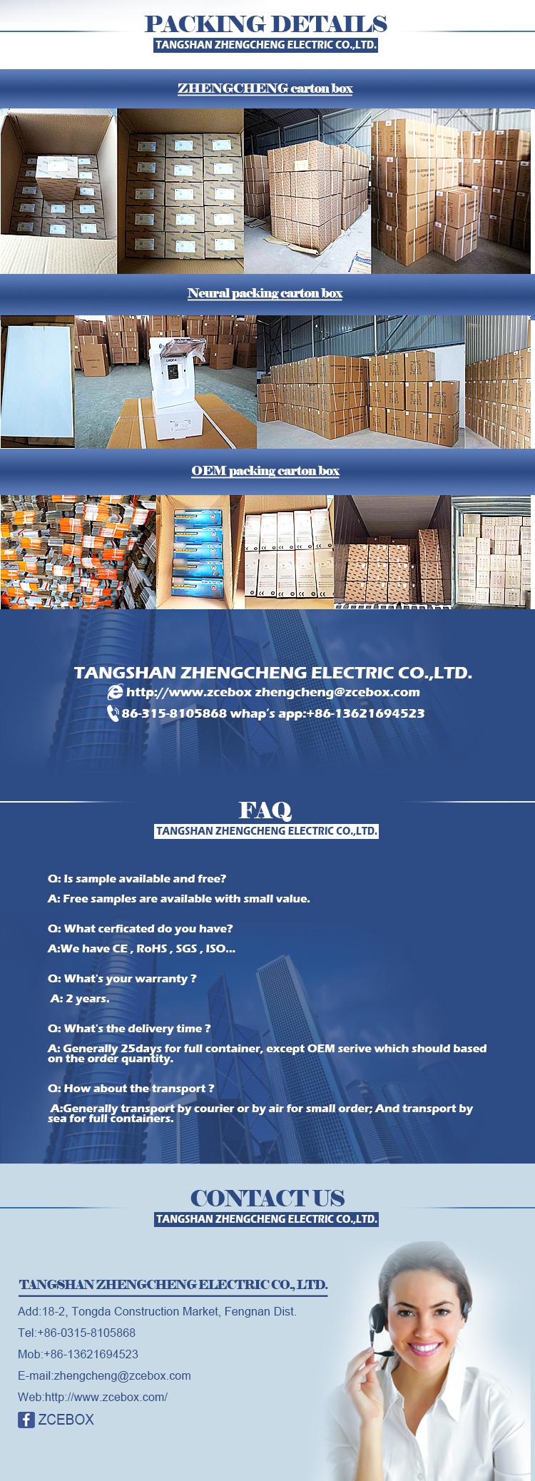 ZCEBOX Giá Tốt MỘT Loạt 12-16 Cách Điện Hộp Phân Phối Hộp từ thiết bị điện nguồn cung cấp