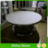 Good Quality Quartz Round Table Top With Great Price