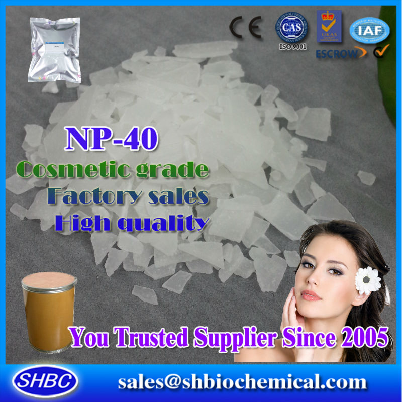 Factory sale Nonylphenol ethoxylates reliable