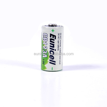 Cr123a Battery 3v Cr123a Lithium Batteries 123 123a Cr123 Buy