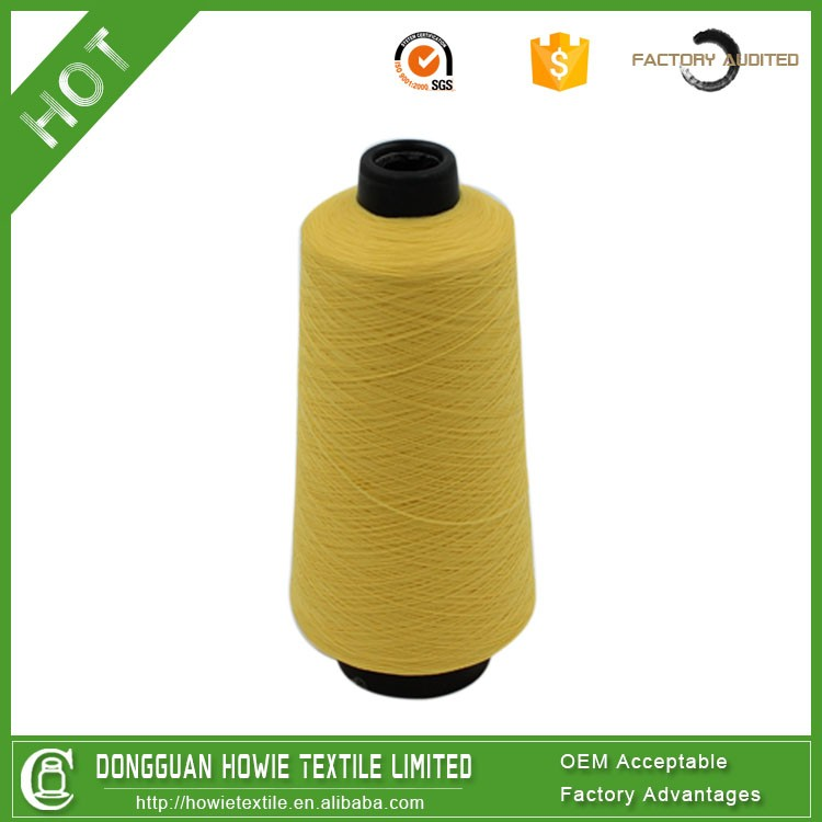 BEST QUALITY FDY polyester mother yarn 240D/12F KNITTING YARN