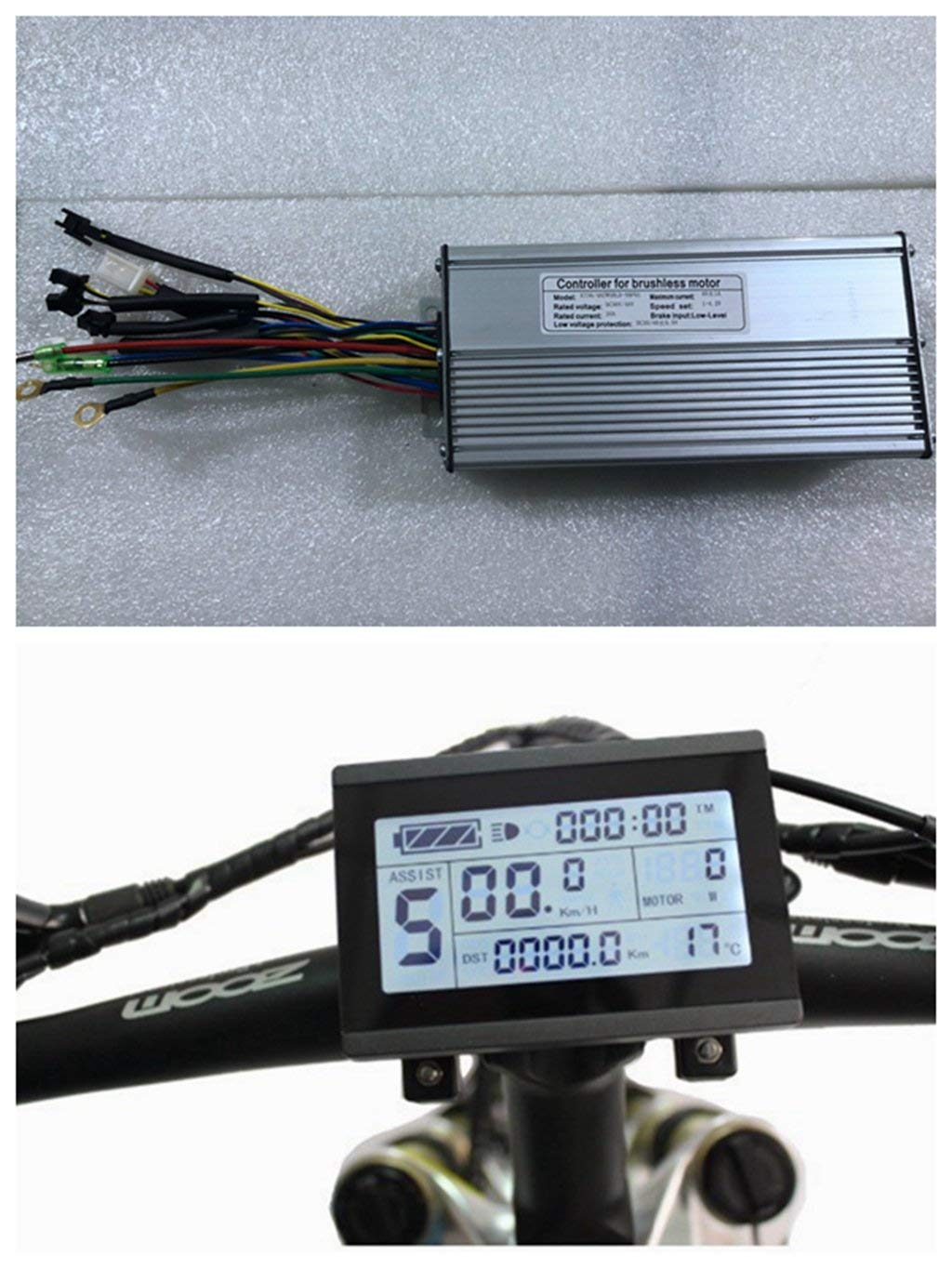 Cheap Ebike Controller 36v 350w Find Brushless Motor Kit Bldc Control With Get Quotations Nbpower 48v 1500w 40a Dc Kt Lcd3