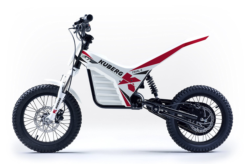 """Kuberg 2016 Trial E Electric Bike, 16"""""""