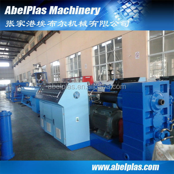 63mm diameter pp pipe extruder, 110mm PE pipe production line, 25mm PP PE pipe making machine