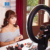 Diva ring light NanGuang photography CN-65C video light ring selfie light with mobile phone bracket and carrying bag