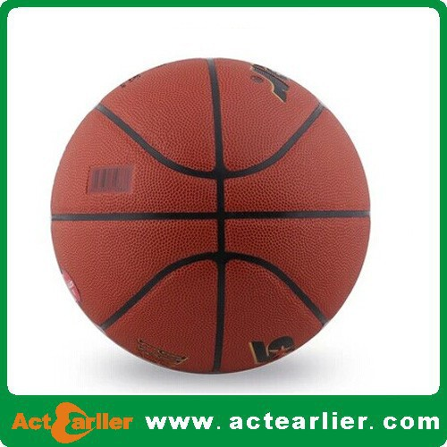 custom basketballs for match
