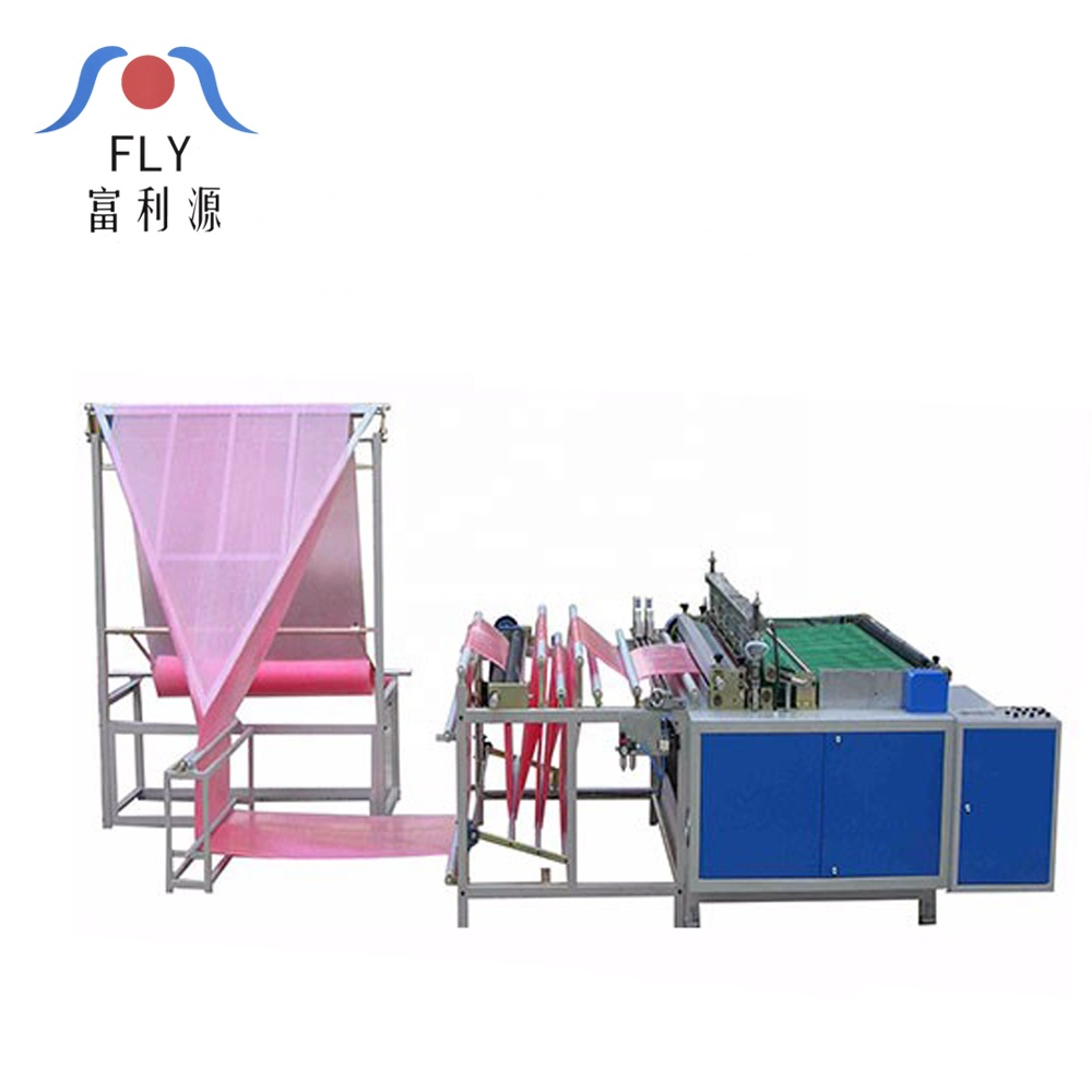 FLY-1000 EPE Foam/Plastic Film/Luchtbel Zak Making Machine