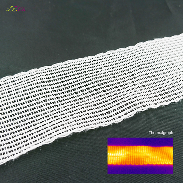 Litex Heating Conductive Fabric