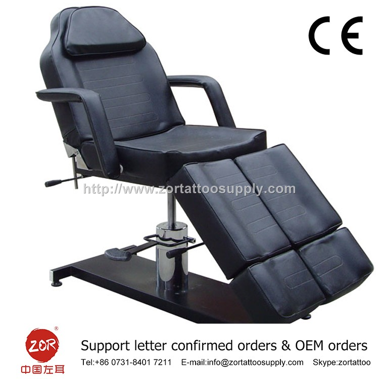 Medical Tattoo Massage Bed /Beauty Salon Facial Bed/Salon Bed/ HZ-3805