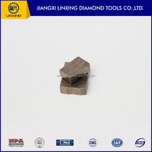 Marble cutting blade diamond segment for tile cutting