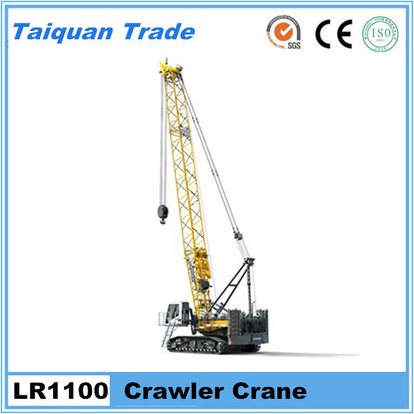 110 ton German Quality New Liebherr LR-1100 Crawler Crane