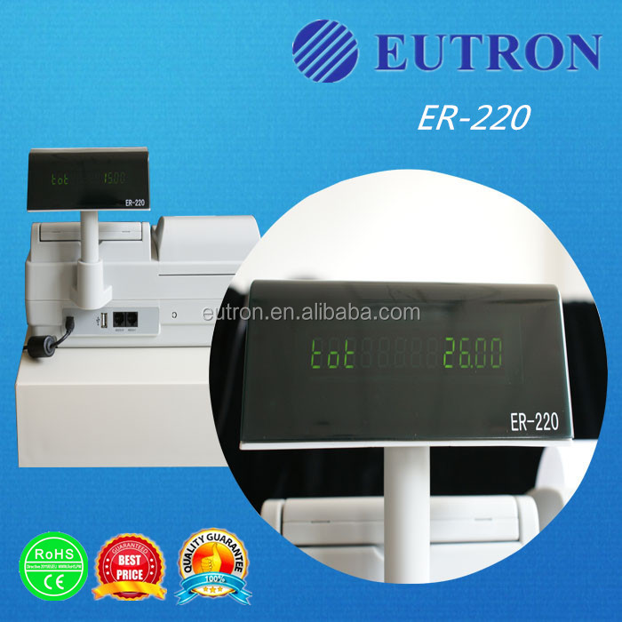 POS Electronic Cash Register Machine retail or for restaurant