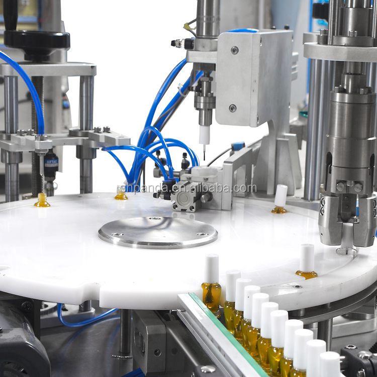ผู้ผลิตขายคุณภาพสูงอัตโนมัติเล็บขวดบรรจุเครื่อง/เล็บสายการผลิต