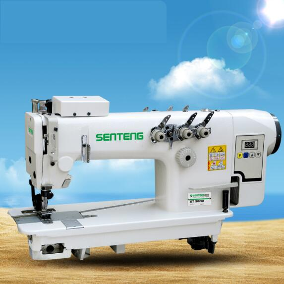 St 40dh Three Needles Chain Stitch Lockstitch Sewing Machinw With Impressive Dh Sewing Machine