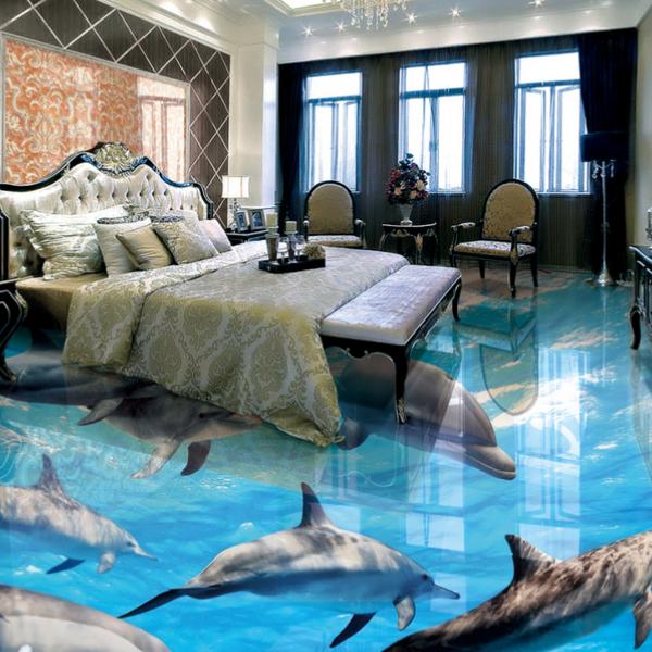 3d Ocean Style Wallpaper For Home Hotel Decoration Buy 3d Wallpaper For Home Decorationhigh Quality 3d Printing Wallpaperhome Interior Wallpaper