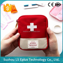 Customized Color Polyester Mini First Aid Kits Bag with High Quality
