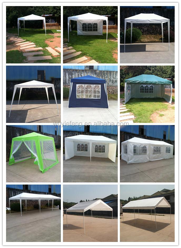 Außen Metall Zelt Günstige Pavillon Mit Net 10x10 - Buy Product on ...