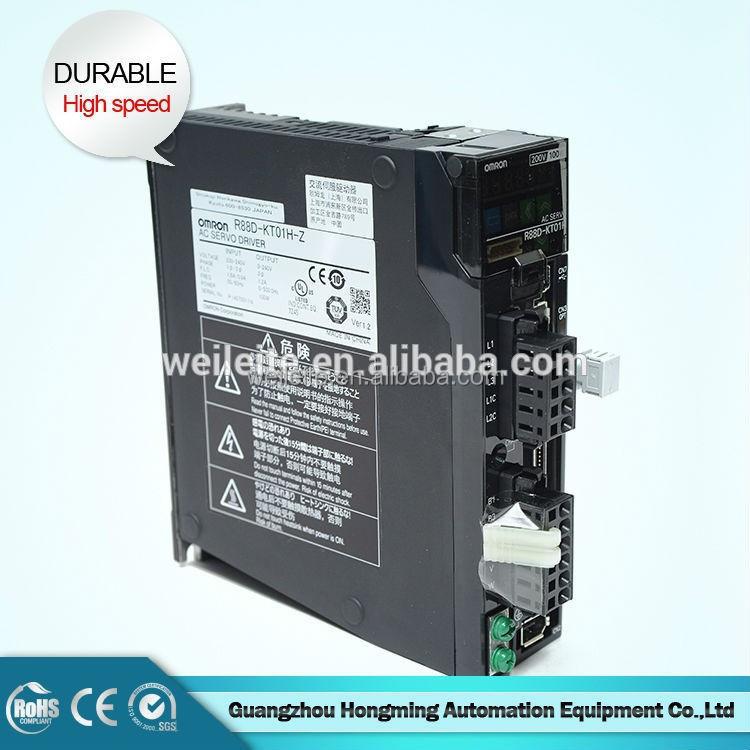 Best Selling and Reliable R88D-KT01H-Z omron Servo Motor and Drive