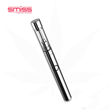 Smiss Vaporizer Pen Glass Cartridge Vape