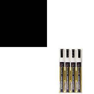 KITDEF63602RTDEFSMA510V4WT - Value Kit - Deflect-o DocuPocket Letter Size Wall Pockets (DEF63602RT) and Securit Liquid Chalk Marker (DEFSMA510V4WT)