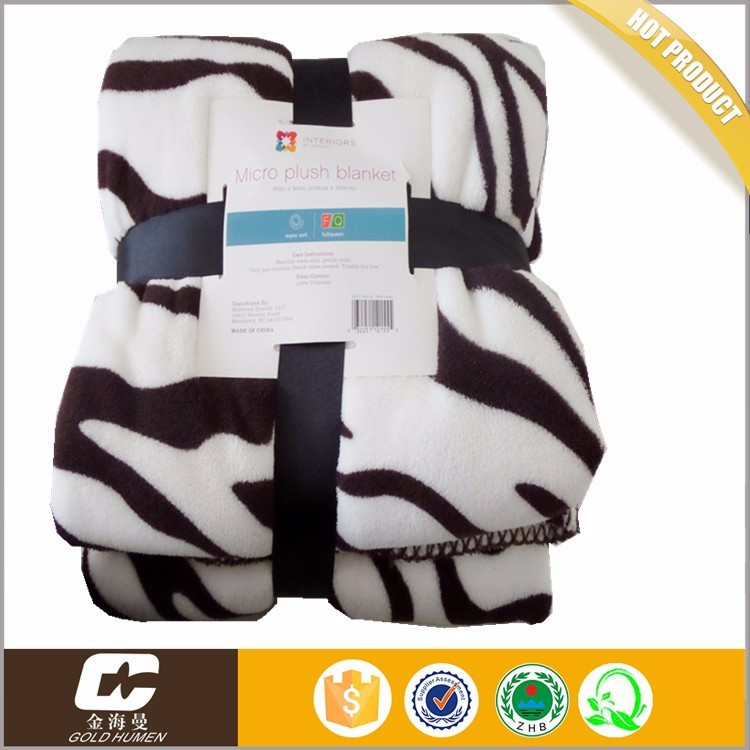 china supplier super soft high quality mink english home adult weighted blankets