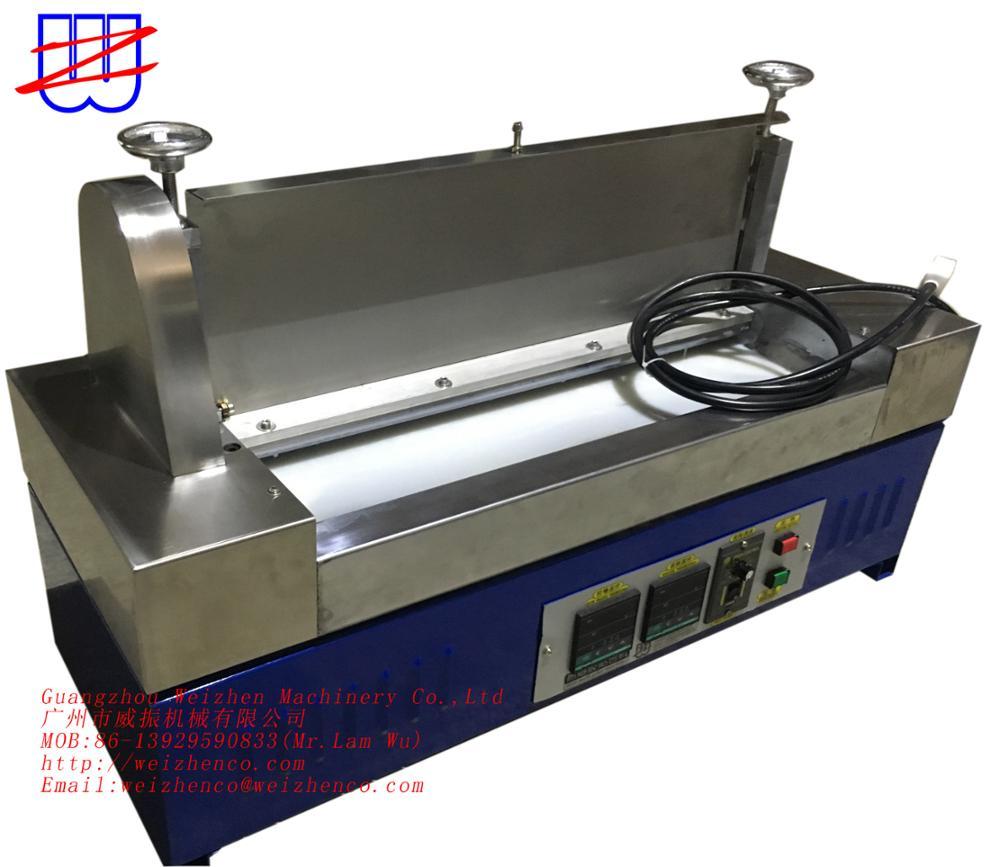 WZ-S600L Dual roller hot melt kleber stick maschine